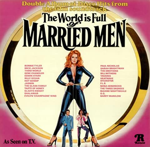 The World Is Full Of Married Men [Vinyl] Third World; The Emotions; Bonnie Ty...