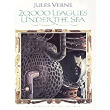 20,000 Leagues Under the Sea (Books of Wonder)