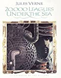 Twenty Thousand Leagues Under the Sea (Books of Wonder)