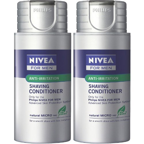 Price comparison product image Philips Norelco HS800 Nivea for Men Shaving Conditioner Refill (Pack of 2) by Norelco