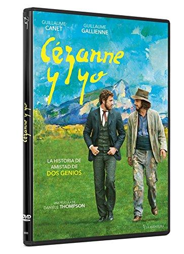 Cézanne Y Yo [DVD]