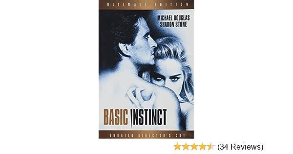 Basic Instinct Unrated Directors Cut By Michael Douglas