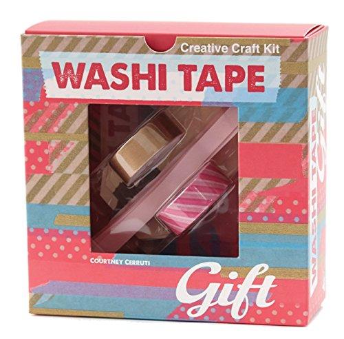Washi Tape Gift: Creative Craft Kit