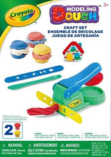 Crayola A1-1013-Set Spielen and Model-Modelliermasse