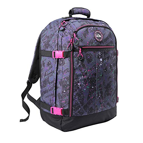 Cabin Max Backpack Flight Approved Carry On Bag Massive 44 Litre Travel Hand Luggage 55x40x20 cm (Rogue)