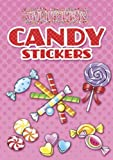 Glitter Candy Stickers (Dover Little Activity Books Stickers)