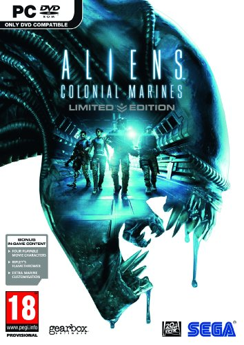 Aliens: Colonial Marines: Limited Edition (PC DVD) [UK IMPORT] (Colonial America Dvd)