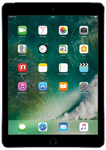 Apple iPad Air 2 128GB 4G - Space Grau - SIM-Free (Ipad Air 2 128 Cellular)
