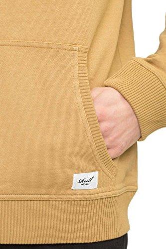 REELL Hoody Zip Hoody SP17 Artikel-Nr.1305-004 - 03-021 Sand