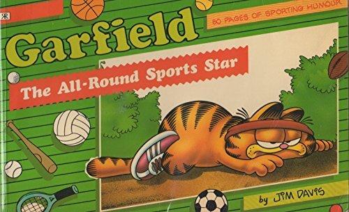 Garfield the All-Round Sports Star (Garfield Landscape Books) by Jim Davis (1986-03-24)