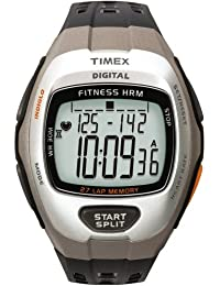 Timex Target Fitness Heart Rate Monitor Silver/Grey