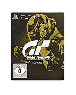Gran Turismo Sport - Steelbook Edition - [PlayStation 4] (B01FXUJS2W) | Amazon Products