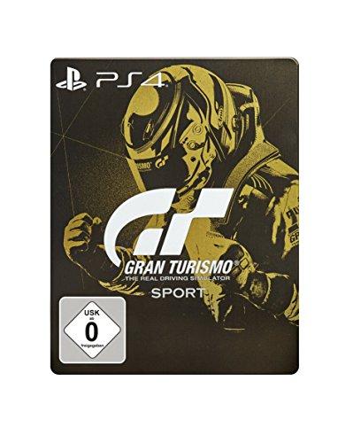 Gran Turismo Sport - Steelbook Edition  - [PlayStation 4]