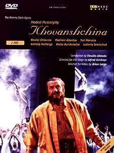 Khovanshchina [DVD] [2004]