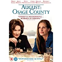 August: Osage County [DVD] by Abigail Breslin