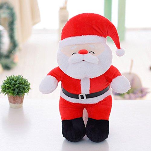WYQLZ Père Noël Noël cadeau enfant peluche parure enfant nouvel an cadeau ( conception : B , taille : 80cm )