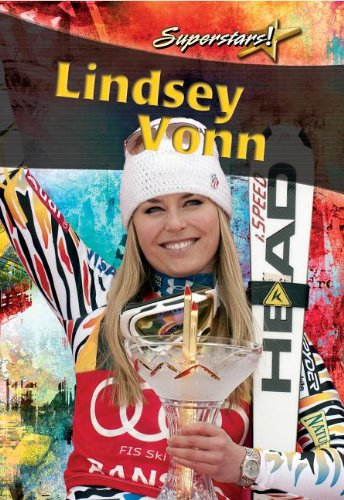 Lindsey Vonn (Superstars! (Crabtree))
