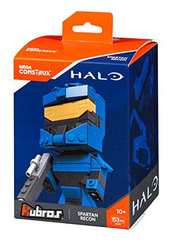 Mega Construx DXB91 - Collectors Kubros Spartan-Recon Halo, Spielzeug