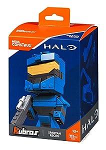 Mattel Mega Cons Trux dxb91-Collectors kubros Spartan de Recon Halo, Juguete