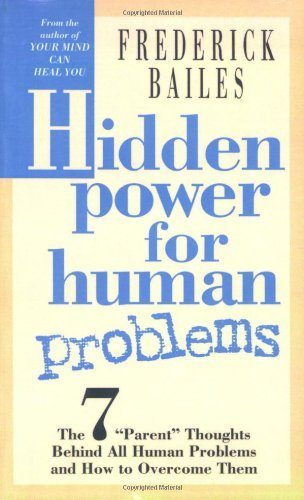 Hidden Power for Human Problems (English Edition)