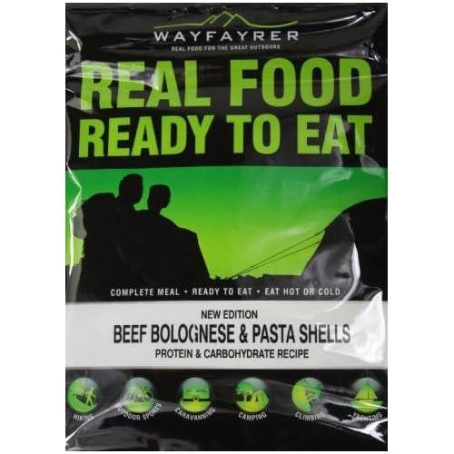 Wayfayrer Food – Pasta and Bolognese