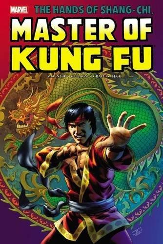 Shang-chi: Master Of Kung-fu Omnibus Vol. 2 Cover Image