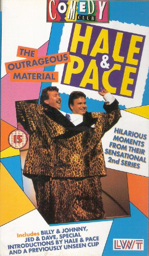 Hale And Pace Series 4