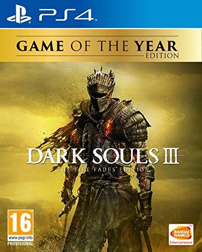 Dark Souls III (3) (GOTY Edition)  PS4