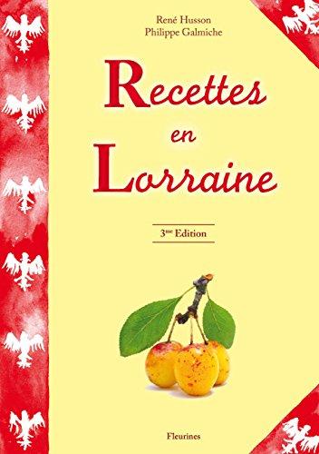 Recettes en Lorraine
