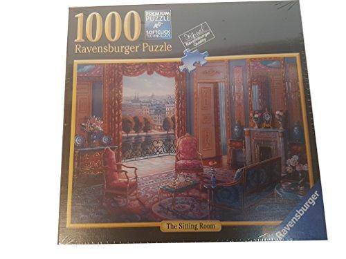 Ravensburger 80930 The Sitting Room - Wohnzimmer - 1000 Teile (70 x 50 cm)