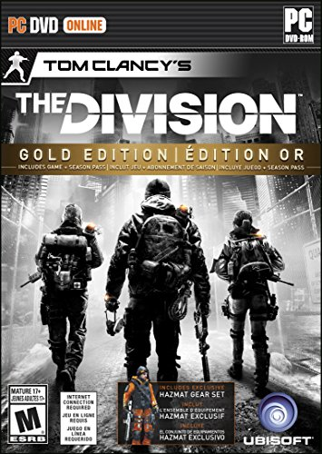 TOM clancy' S The Division