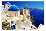 Postereck - 0084 - Santorin, Griechenland - Poster 60.0 cm