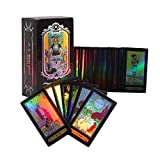 Zerodis Tarocchi per Principianti, Mazzo Vintage, 78 Carte, Rider Waite Future, Telling Game In Colorful Box