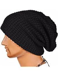 Hombre y mujeres Muslim ische elástico Turbante Gorro Mujeres ganchillo Beanie caída del cabello cabeza bufanda