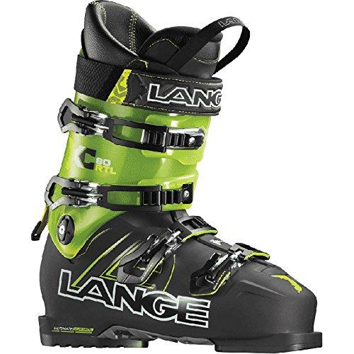 Lange-Scarpe da sci XC38 Rtl, colore: nero, da uomo, colore: nero