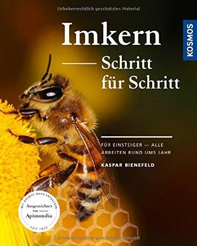 Image of Imkern Schritt für Schritt: Für Einsteiger - alle Arbeiten rund ums Jahr