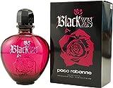 Paco Rabanne Black XS, Eau de Toilette für Damen, 50 ml