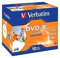Le DVD-R est la solution pour le stockage à un faible coût, pour l'édition et la diffusion à petite échelle de fichiers de données et d'audio/vidéo. sa haute capacité et sa longue durée de vie font aussi du dvd+r une excellente solution de stockage p...