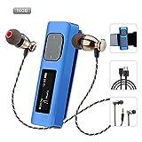 MP3 Player mit Kopfhörer Sport, Anti-Shock...