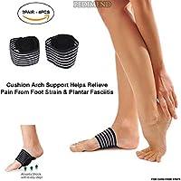 pedimendtm Fußgewölbe einfügen Pads für Plantarfasziitis (2pairs) | Gepolsterte Komfort für Flach und Zwickt Füße... preisvergleich bei billige-tabletten.eu