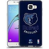 Officiel NBA Affligé Memphis Grizzlies Étui Coque en Gel molle pour Samsung Galaxy A5 (2016)
