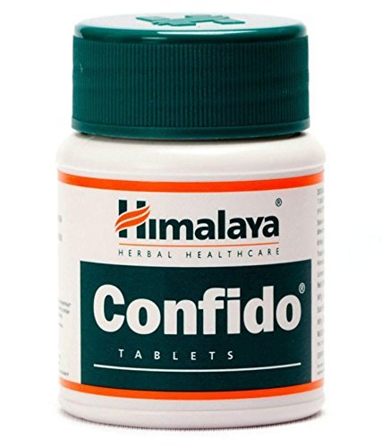 Himlaya Confido 60Tablets [Pack of 2] [Restores Confidence]