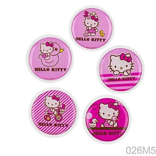 hello-kitty-whiteboard-fridge-magnets-026m5-5pcs-assorted-set-magnets-9-for-kids-nursery-household-o