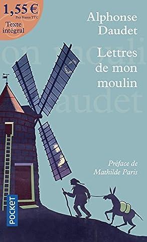 Lettres Moulin Alphonse Daudet - Lettres de mon moulin à 1,55