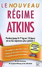 Le Nouveau régime Atkins de Eric Westman