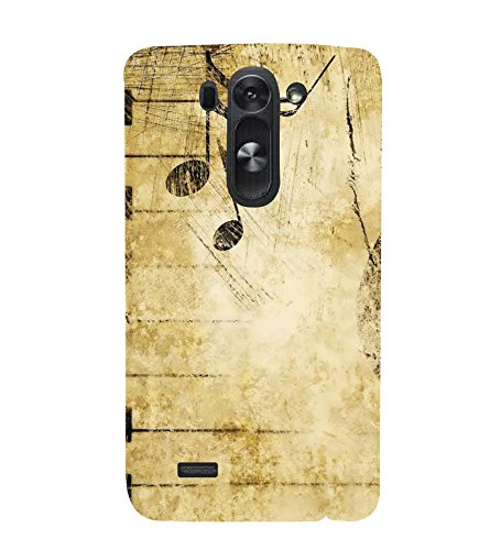 Fiobs Designer Back Case Cover for LG G3 Mini (Piano Keys Keyboard Casio Black White)  available at amazon for Rs.352