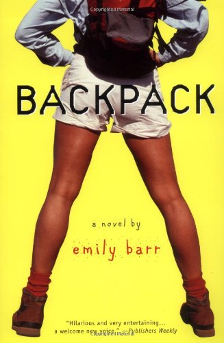 Book cover for Backpack