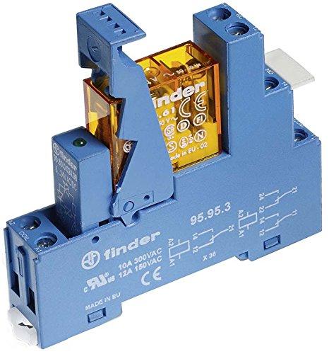 Preisvergleich Produktbild Finder Koppelrelais 230 V AC,  2 W,  8 A,  1 Stück,  49.52.8.230.0060