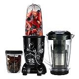 #4: Wonderchef Nutri 63152587 400-Watt Blender with Juicer Attachment (Black)