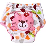 Rrimin Unisex Baby Training Pants Baby Underwear Reusable Cloth Diapers - B075XRKKBX